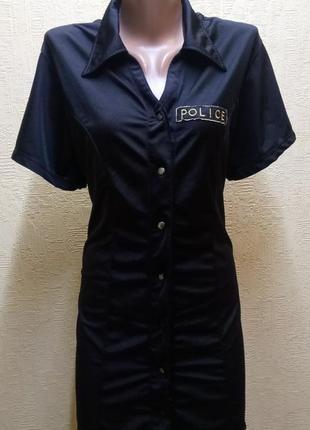 Эротическое белье халат полиция