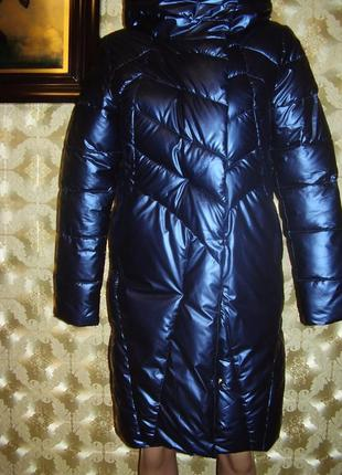 Крутой пуховик куртка турция недорого модель кокон