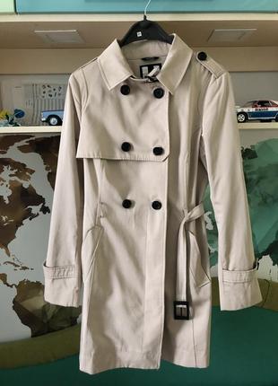 Пальто(плащ) тренч soia kyo
