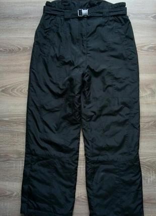 Теплые зимние женские штаны