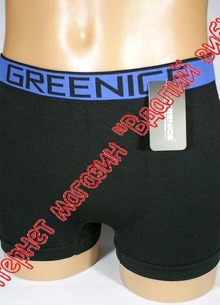 Трусы мужские бесшовные greenice арт.44881 фото