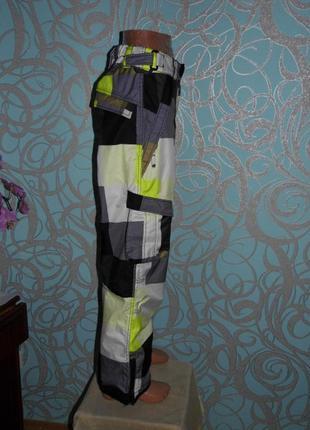 Лыжные штаны - brunotti 8000 mm - 164 - унисекс!!