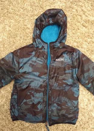 Куртка двусторонняя,pacific trail,оригинал