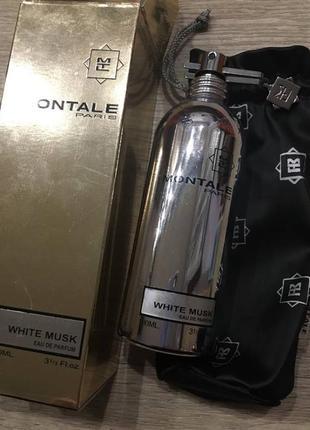Montale white musk парфюмированная вода оригинал 100 мл!