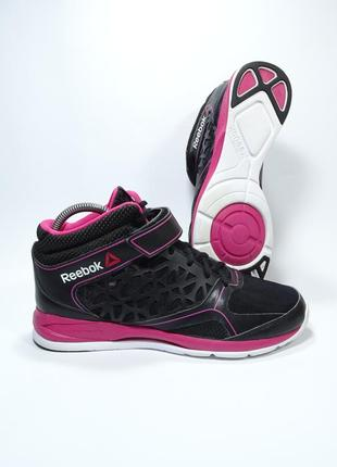 Оригинальные женские кроссовки reebok studio choice mid