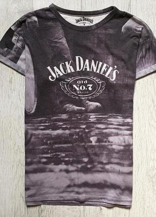 Крутая мужская футболка jack daniels от next
