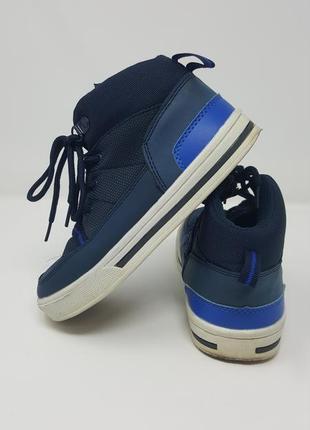 Спортивные ботинки кроссовки хайтопы