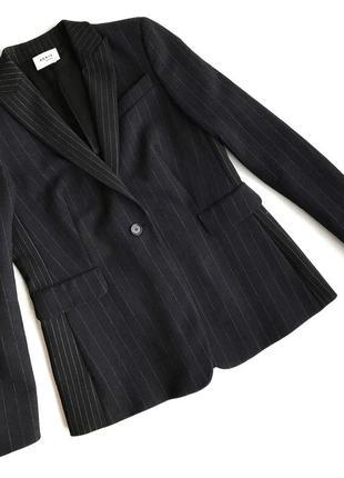 Удлиненный жакет akris пиджак в стиле cucinelli