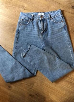 Джинсы штаны брюки pull&bear
