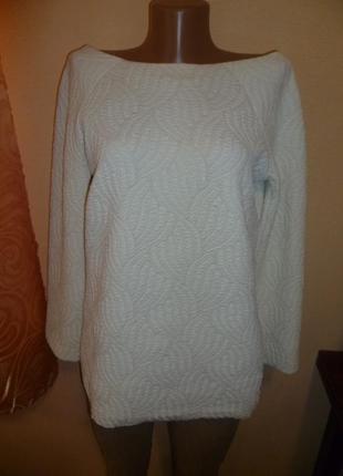 Красивый свитерок кофта с заклёпками на спинке от steps