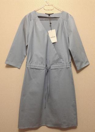 Лаконичное платье soft rebels (дания), xs