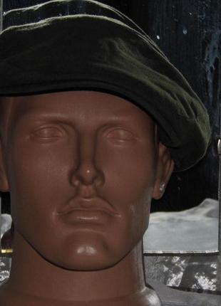 Болотная зимняя кепка - thinsulate 57 размер - флис-коттон