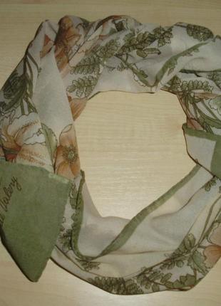 Anne valery тонкий и нежный шарф