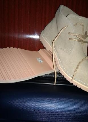 Крутые desert boots
