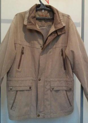 Куртка мужская mian xxxl осень весна