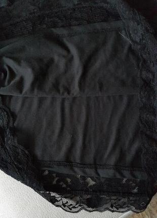 Платье ажурное на подкладке.5