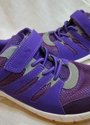 Clarks кроссовки на 35.5-36 размер