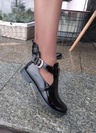 Туфли женские натуральная кожа2