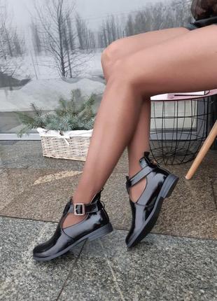 Туфли женские натуральная кожа5
