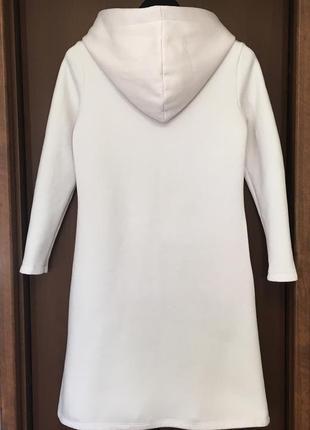 Спортивное платье женское benin м с тёплое с начесом2