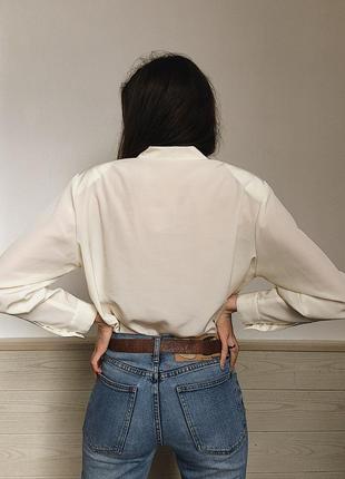 Винтажная блуза3