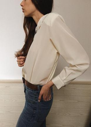 Винтажная блуза4