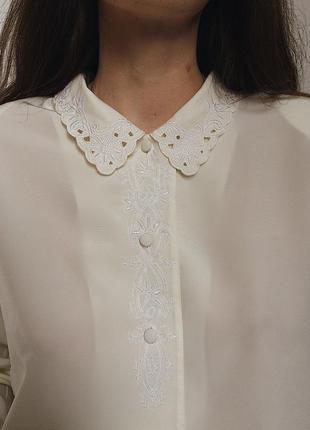 Винтажная блуза5
