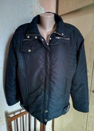 Курточка авто-леди 54-562
