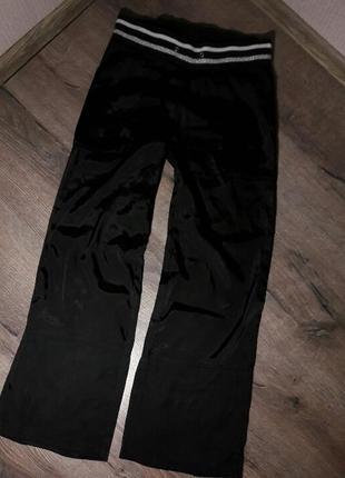 Спортивные штаны свободного кроя1