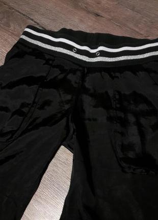 Спортивные штаны свободного кроя2