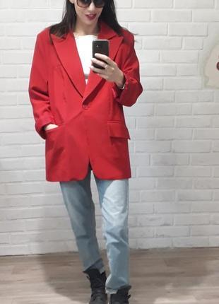 Стильный красивый пиджак1
