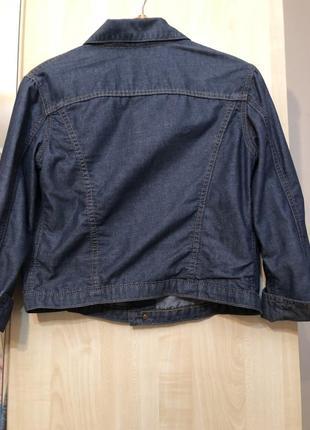 Джинсовый пиджачок3