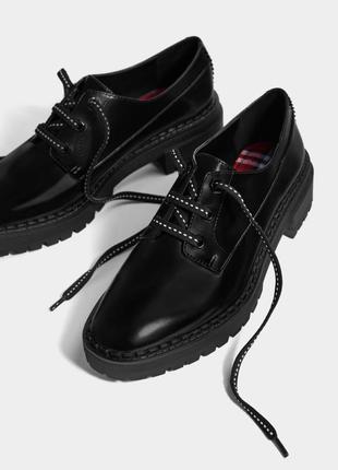 Нові черевички bershka1 фото