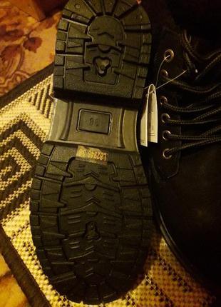 Ботинки зимние1 фото
