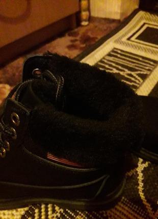 Ботинки зимние3 фото