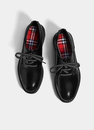 Нові черевички bershka4 фото