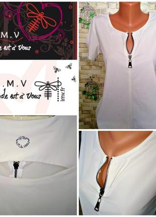 Эксклюзивная французская блуза la mode est a vous1 фото