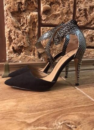 Туфли на шпильке1