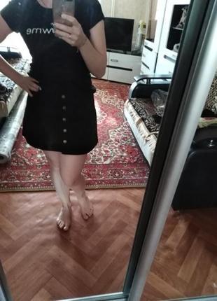 Юбка джинс4 фото
