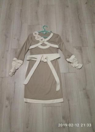 Шикарное платье1