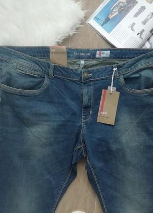Plussize boyfriend jeans джинсы бойфренд3 фото