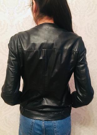 Кожаная курточка / косуха / кожанка
