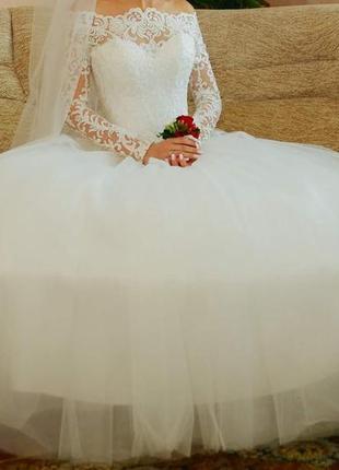 Весільне плаття1