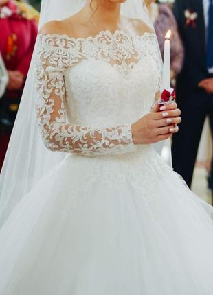 Весільне плаття2
