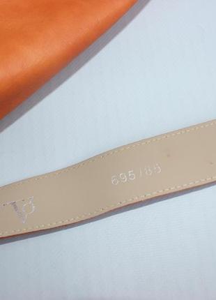 100см tov essentials кожаный пояс с золотой фурнитурой ремень2