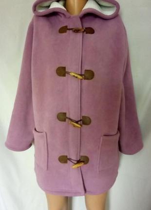 Теплая флисовая куртка, флиска2