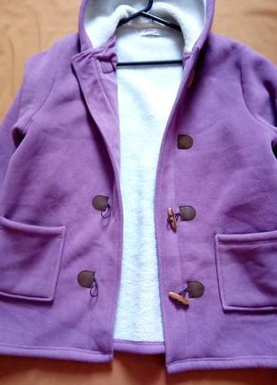 Теплая флисовая куртка, флиска3