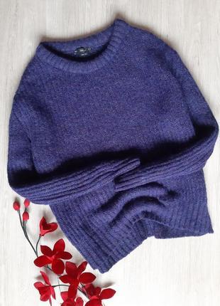 Шерстяной свитер / кофта / джемпер zara1 фото