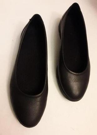 Medicus шкіряні туфлі на широку ногу 39 р.2 фото