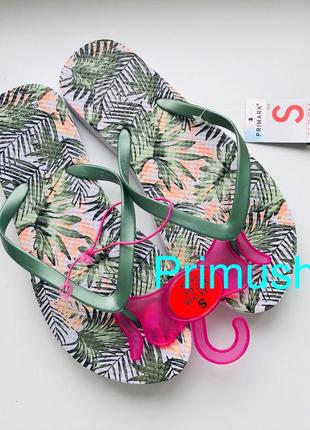 Primark вьетнамки1